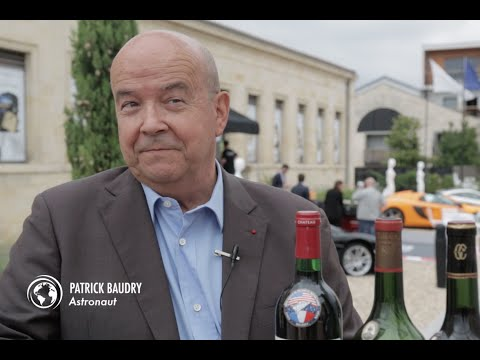 Taste Texas | Connoisseur:  Wine & Space by Patrick Baudry