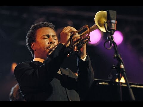 """Artists of Interest (AOI) to the Festival: WDR BIG BAND feat.  Roy Hargrove - Pastor """"T"""""""