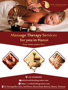 Massage Therapy in Hanoi