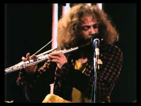 BUZZEZEVIDEO JETHRO TULL FANS MY GOD NOTHING IS EASY