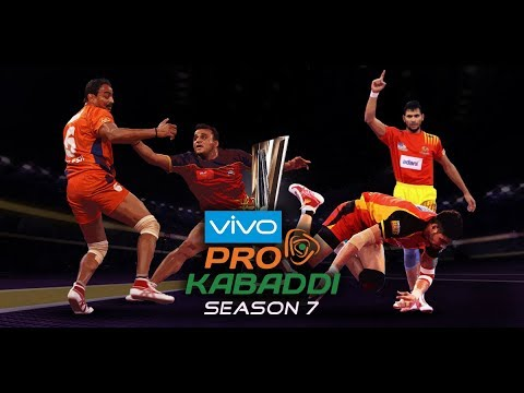 Pro Kabaddi 2019, Pro Kabaddi Season 7 Start from 20th July, Matches Play at 7:30 PM