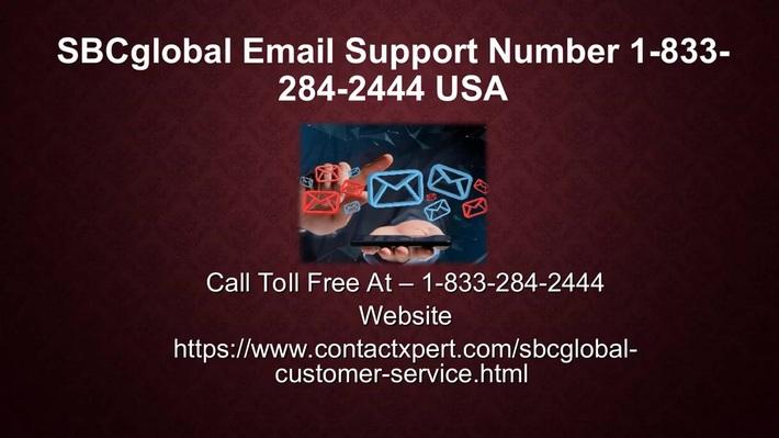 SBCglobal Service 1833 284 2444 Number USA