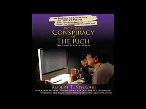 Conspiracy of the Rich - Robert Kiyosaki - Audiobook Full - YouTube [240p].flv