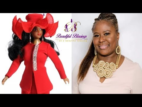Minority Report with Beautiful Blessings Dolls CEO, Raveen James