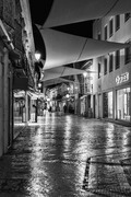 Faro notturna Algarve