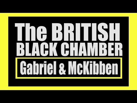 The BRITISH BLACK CHAMBER Revealed