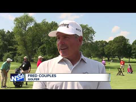 Bridgestone Senior Players Championship tees off in Akron