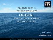 Thought For The Day ( OCEAN )