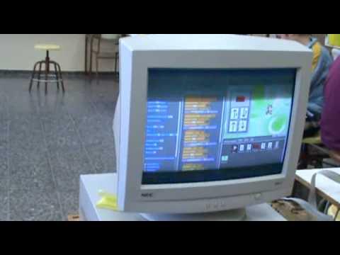ROBOTICA ESCOLAR 2011_V- MAQUINAS