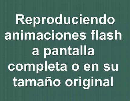 Dimensiones del Flash