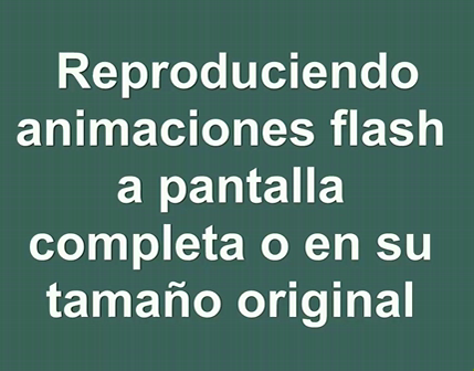 Dimensiones del Flash