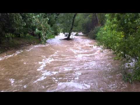 South Boulder Creek Flooding