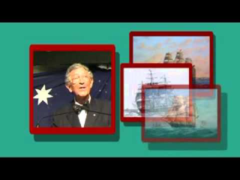 Clipper Ship City of Adelaide.avi