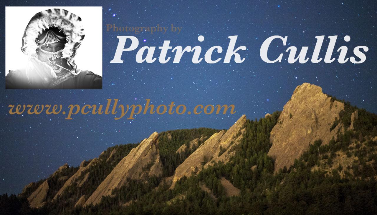 Night over Boulder, Colorado