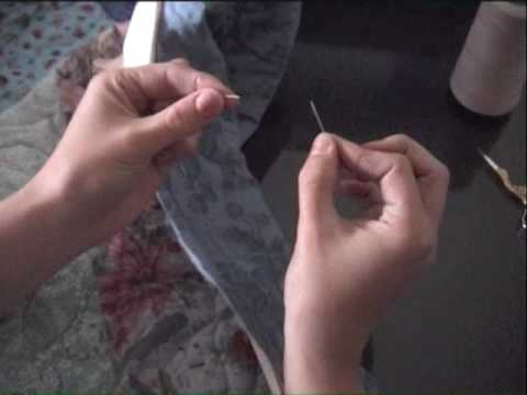Binding a Quilt with Mitred Corners