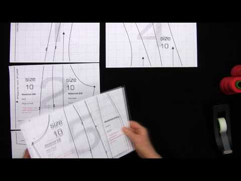 Angela Kane - Make Your Own Clothes - Part 1 - Download Your Pattern