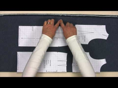 Angela Kane - Make Your Own Clothes - Part 2 - Cutting Out