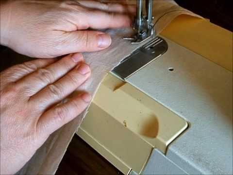 How to Sew a Princess Seam