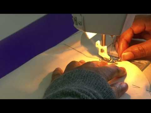 How To Sew Curved Seams