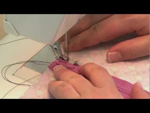 How to Sew a Lap Zipper