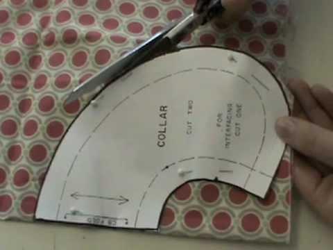 Collar Sewing Tutorial