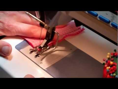 "How to Sew a ""Turn and Stitch"" Seam Finish"