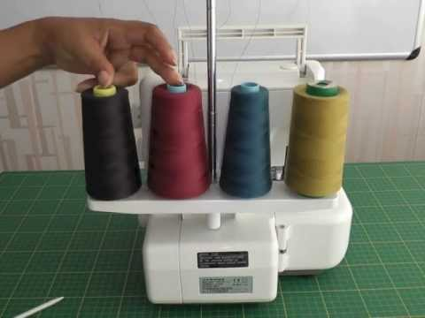 Using a Serger - Fashion Sewing Blog TV