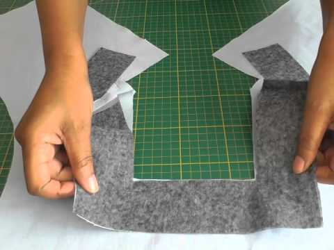 Cutting and Sewing Square Necklines