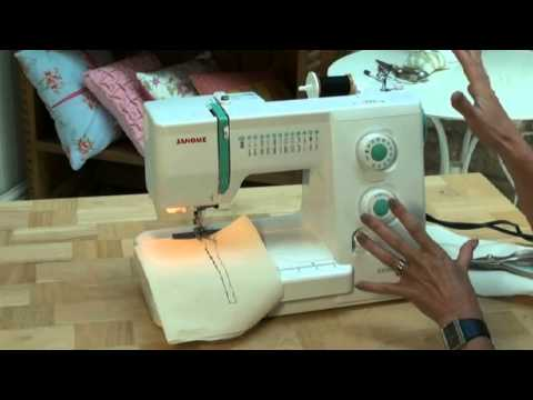 Mechanical or Computerized Sewing Machines? How to Choose a Sewing Machine - by Debbie Shore