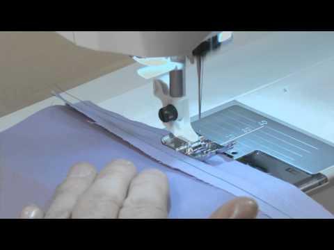 Sew Single-Fold Finished Seams