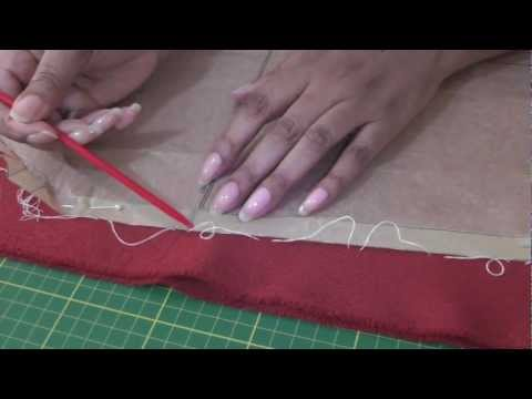 How to Thread Loop Sewing Patterns
