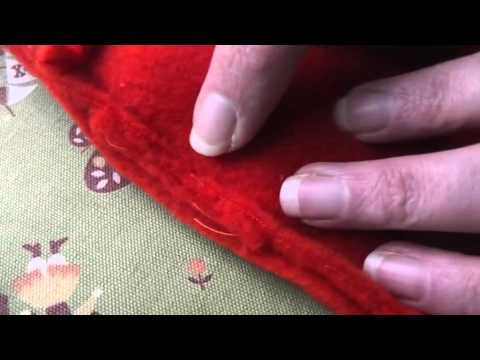 How to Sew with Fleece