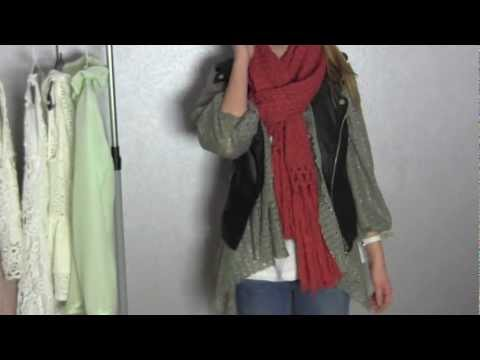 How to Make a Cozy Cardigan