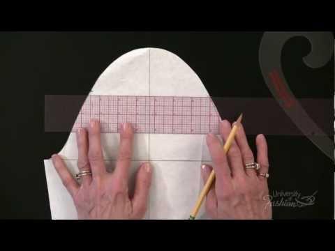 Straight Sleeve Sloper: Full Tutorial