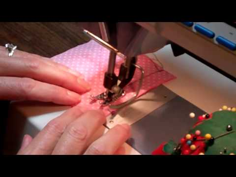 """How to Sew a 5/8"""" Sample Seam"""