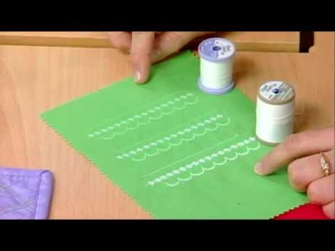 Rebecca Kemp Brent shows how to create a perfect coordinating fabric on It's Sew Easy