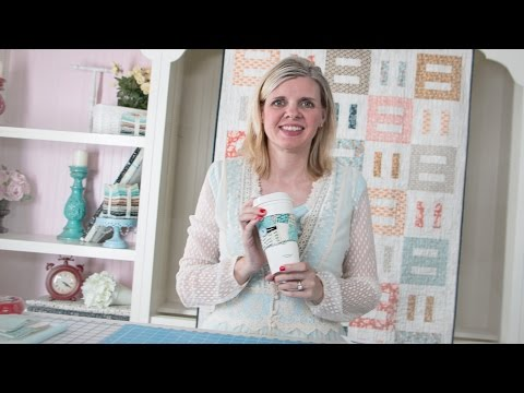 How to Make a Coffee Kozie - Quick DIY Project  - Fat Quarter Shop