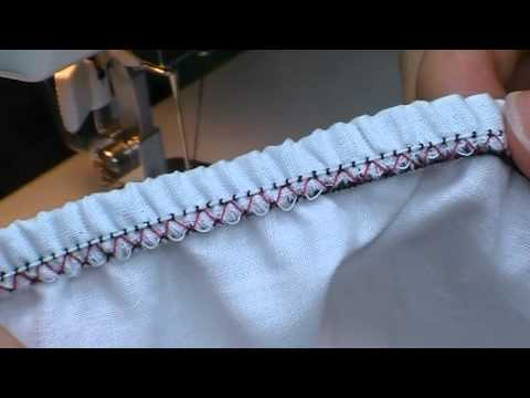 Seven Ways to Sew, Attach, and Use Elastic