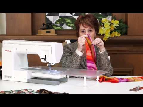 How To Sew A Rolled Hem On A Sewing Machine