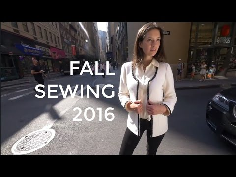 What to Sew Next: Fall 2016
