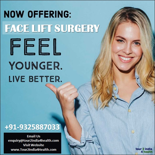 Affordable Cost of Full Facelift Surgery in India