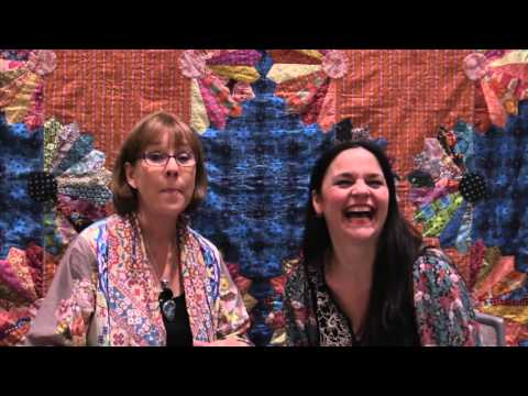 The Quilt Show: Alex Anderson Talks to Anna Maria Horner