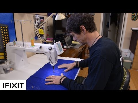Sewing Machine Repair with Rob Appell from ManSewing.com