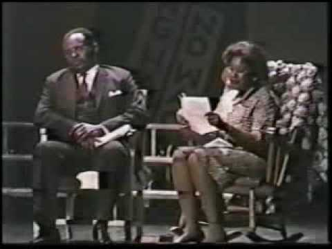 "Clayborne Carson's docudrama ""Passages of Martin Luther King,"" part 1"