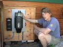 Off-grid PV system tour