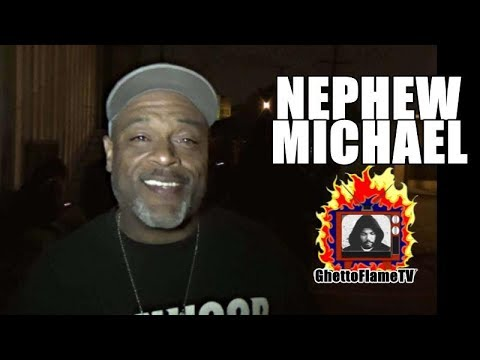 """Nephew Michael Talks Music, Family, Changing His Life & performs """"Fonky Noise"""" 
