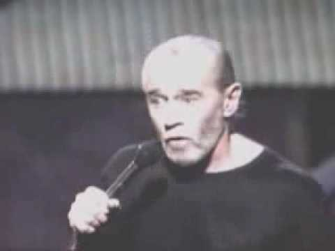 George Carlin -  Airplane Safety