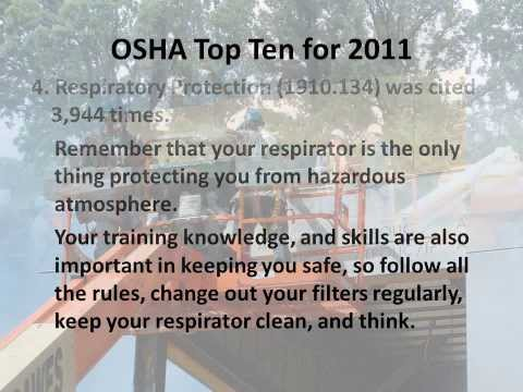 OSHA Top Ten for2011(MuzaSheetMetalCompany)SoundII.wmv