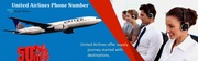 United Airlines Phone Number - Get up to 50 % Off Every Flight