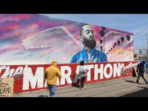 Nipsey Hussle: How The Real Marathon Continues | Lisa Evers Exclusive